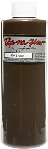 Jacquard JAC2-826 Products Dye-Na-Flow Liquid Color 8oz-Brown