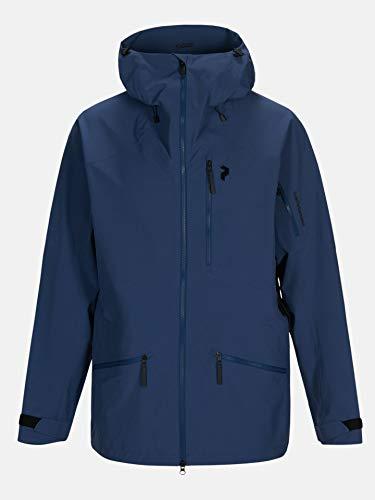 Peak Performance M Radical Jacket Donkerblauw L