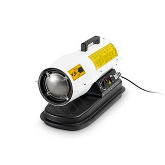 TROTEC Calentador de gasoil IDE 20 D (potencia térmica nominal de 20 kW)