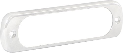 Buyers Products 8891921 Weiße Stroboskop-Lünette (für 1900er Serie)