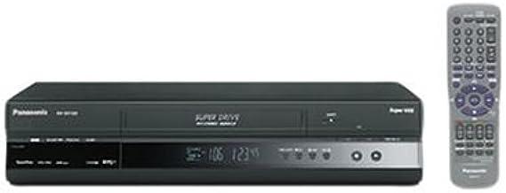 Panasonic NV-SV120 SVHS Videorecorder Super VHS gut gewartet 1 Jahr Garantie