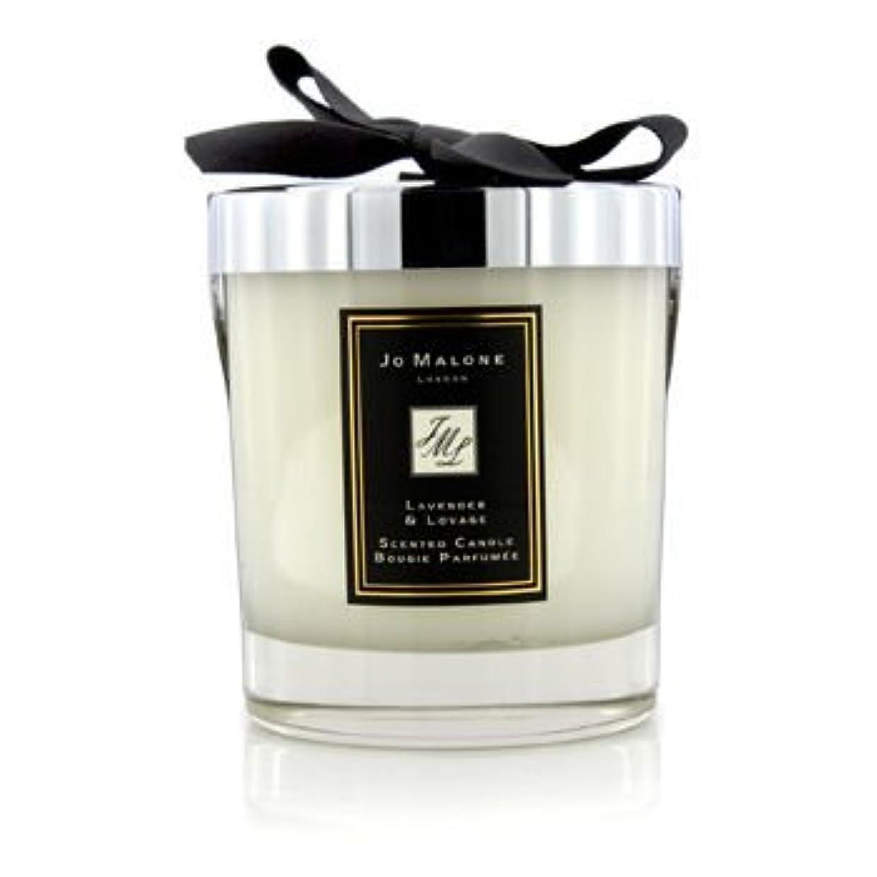 ドリルに慣れ複数[Jo Malone] Lavender & Lovage Scented Candle 200g (2.5 inch)