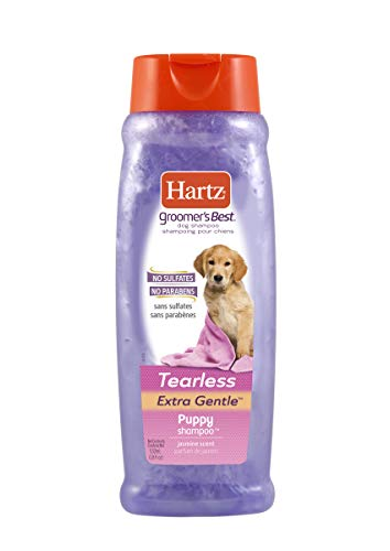 Hartz Groomer's Best Tearless Puppy Shampoo For Pugs