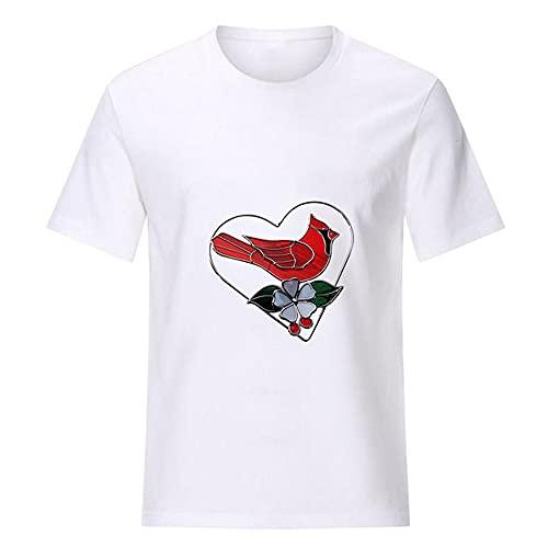 N\P Verano Mujer Ropa Camisetas Camiseta De Verano Casual