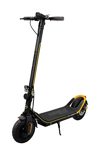 Patinete eléctrico Scrambler Ducati City Cross-E Off Road Edition Yellow, Talla única