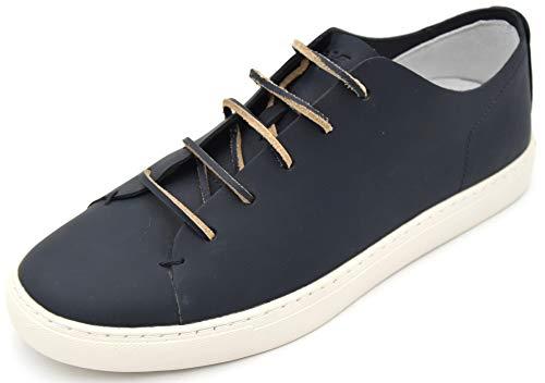Armani Jeans Man Sneaker Schoenen Casual Gratis Tijd Lederen Rubber Code C6527