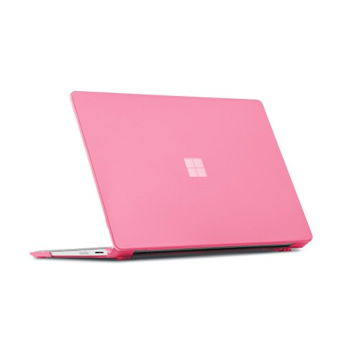 mCover Hard Shell Case for 2019 15-inch Microsoft Surface Laptop 3 Computer ( Released After Oct. 2019 ) - MS-SFL3-15 Pink