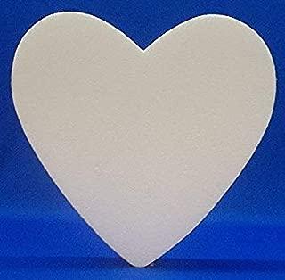 EPS Styrofoam Heart Size 14