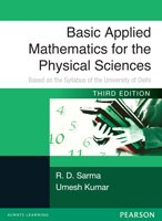 Basic Applied Mathematics For The Physical Sciences Front Cover