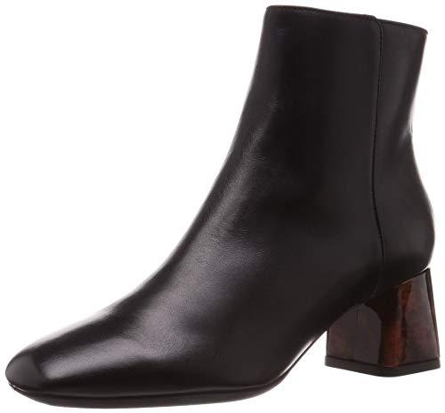 GEOX D SEYLA Enkellaarzen/Low boots femmes Zwart Enkellaarzen