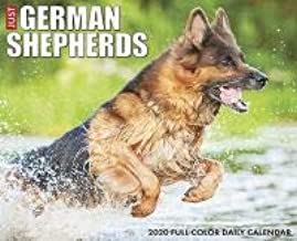 2020 GERMAN SHEPHERDS DESK CALENDAR WITH 2 FREE YEAR PLANNERS AND 2 FREE HANDMADE XMAS CARDS(TWENTY FIVE DOLLAR VALUE)- YOU CAN ALSO ORDER A CALENDAR PLANNER 2019-20