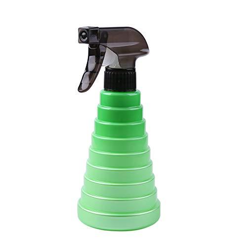 400ml Haarspray leere Flasche Salon Barber Water Sprayer (Army Green)