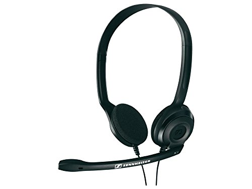 Sennheiser HEADSET PC 3 CHAT - Cuffia professionale con...