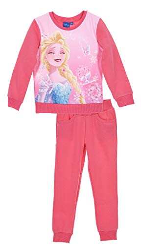 Ensemble Jogging Enfant Fille Disney La Reine des neiges