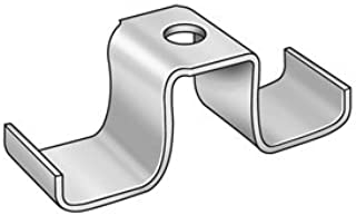 Grating Clip, Saddle, 1 1/2 H, PK100
