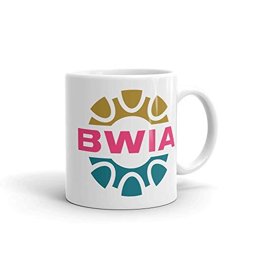 BWIA West Indies Airways Mug