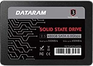 DATARAM 480GB 2.5 SSD Drive Solid State Drive Compatible with ACER Predator G6 AG6-710-70013