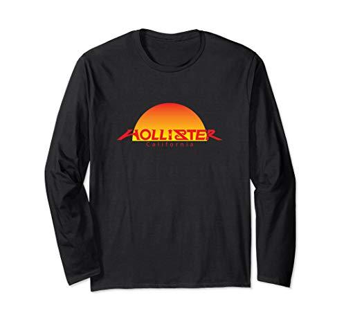 HOLLISTER CA., HOLLISTER SUNSET GIFT SOUVENIR Langarmshirt