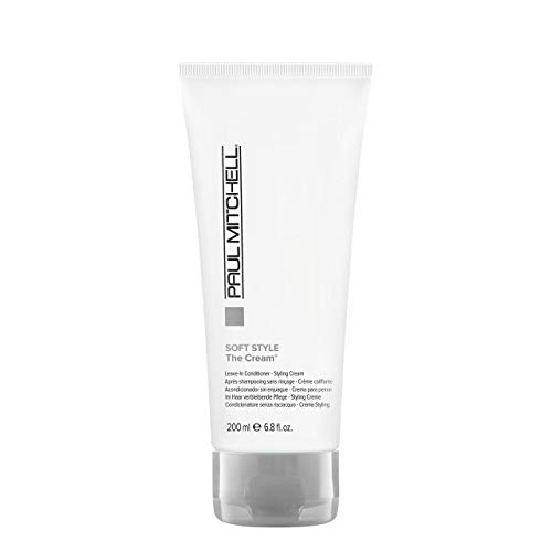 Paul Mitchell The Cream - Styling-Conditioner, vor Haarschäden schützender Leave-In Conditioner für alle Haar-Typen in Salon-Qualität - 200 ml