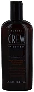 American Crew Hair Recovery + Thickening Shampoo For Men 8.4 Ounces