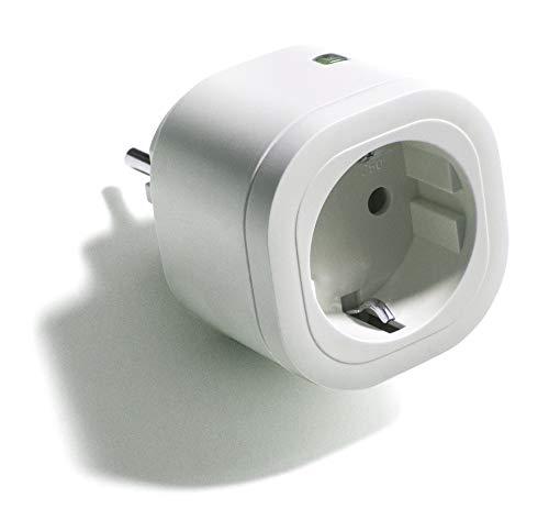 Intertechno Funk-Power Zwischenstecker Steckdose IT-3000 Bulkware, alle Funk-Sender von Intertechno sind zur Schaltung geeignet