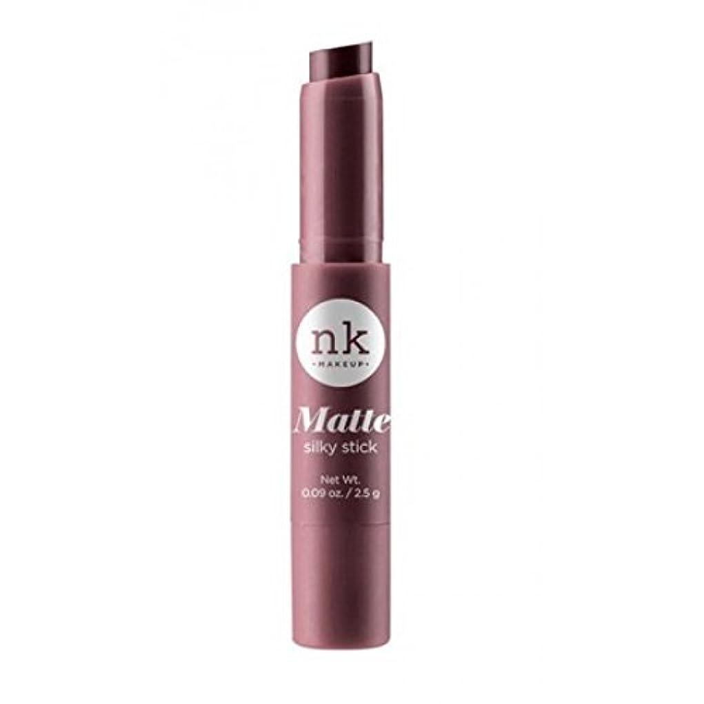 移動するくま約(3 Pack) NICKA K Silky Matte Stick - Tosca (並行輸入品)