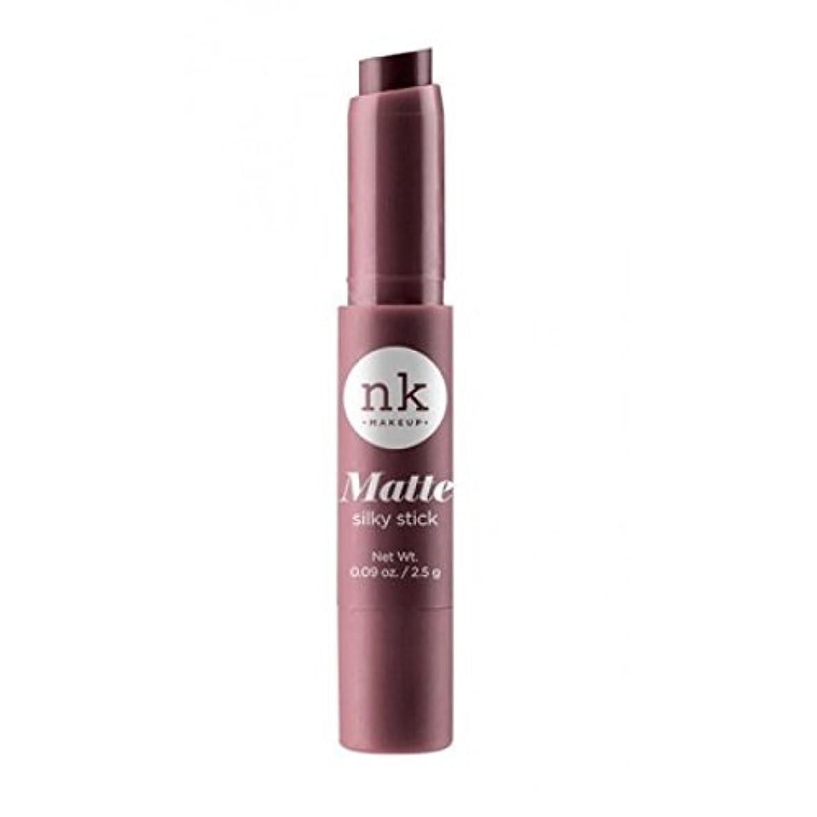 蒸発する使役ベース(3 Pack) NICKA K Silky Matte Stick - Tosca (並行輸入品)