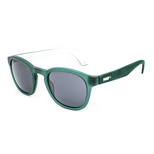 Puma PU0042S-006 Gafas, verde, 49/23/140 para Mujer