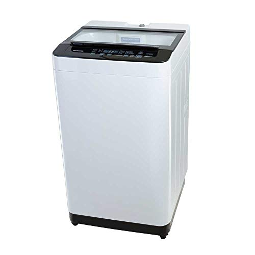 Panasonic 7 kg 5 Star Fully Automatic Top Load Washing Machine (NA-F70L9MRB, Middle Free Silver