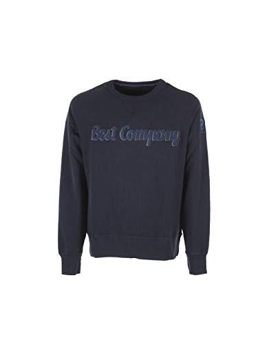 Best Company Felpa Blu - S