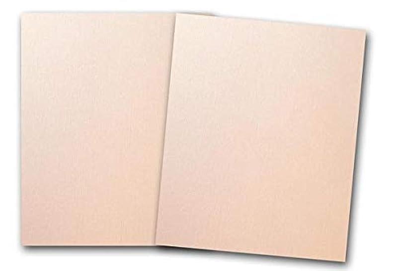DCS Canvas Textured Ballet Slipper Blush Card Stock - 80 Sheets - Matches Martha Stewart Ballet Slipper - Great for Scrapbooking, Crafts, DIY Projects, Etc. (5 x 7)