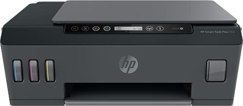 HP Smart Tank Plus 555 - Impresora multifunción tinta, color, Wi-Fi (1TJ12A)