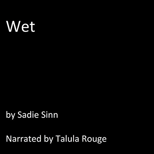 Wet audiobook cover art