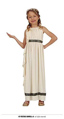 FIESTAS GUIRCA Disfraz de Diosa Griega o Romana para niña de 10 a 12 años