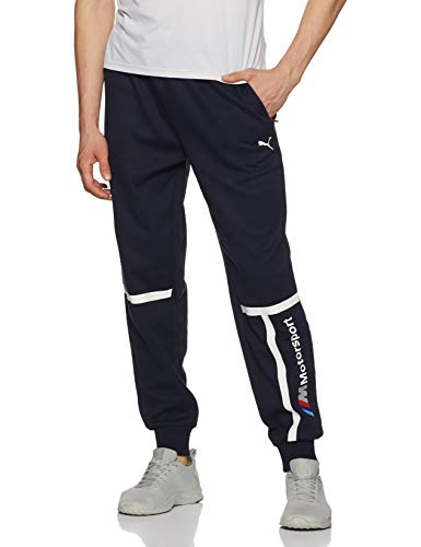 Puma BMW MMS Hooded Sweat Pant, Pantalón de Deporte