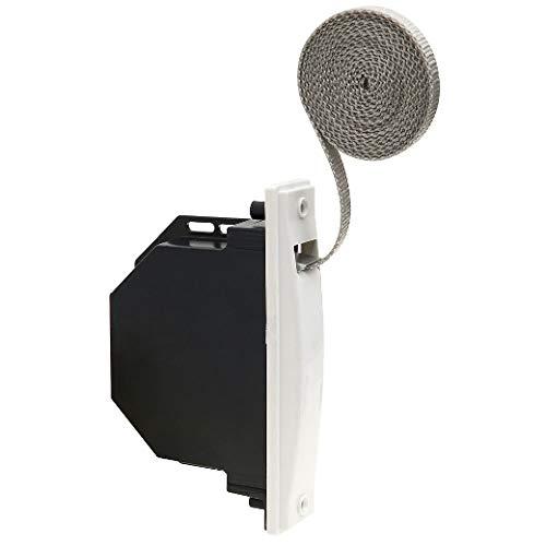 WOLFPACK LINEA PROFESIONAL 5250010 Recogedor Persiana Mini 6 Metros Embutir Cinta 14 mm