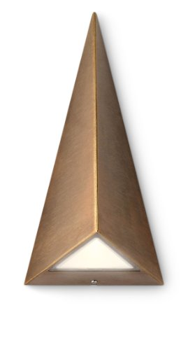 Philips 172470616 Hills Lanterne Murale LED 2 x 2,5 W Bronze