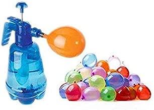 Kids Dukaan Holi Water Balloon Pumping Station with 200 Water Balloons and Water Pump for Kids -Color May Vary