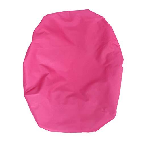 Ledmomo impermeabile zaino parapioggia copertura antipioggia confezione zaino per escursionismo campeggio viaggio 35L (rose Red)