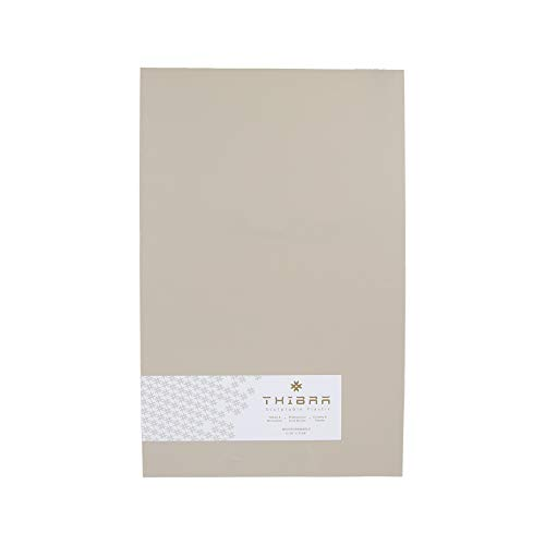 Thibra Thermoplastic   Reusable   Easy to Use Moldable Plastic Sheet   Ideal for cosplay Hobby Arts and Crafts   Size 134 X 216
