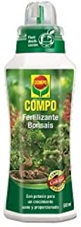 Compo 2141102011 Fertilizante Bonsais 500 ml, 23x7x6.3 cm