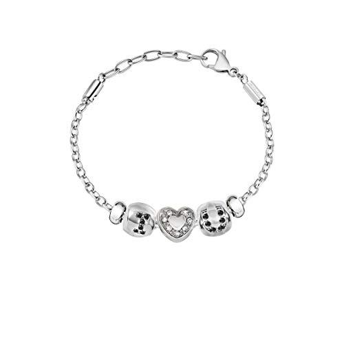 Morellato Bracciale da donna, Collezione Drops, in acciaio - SCZ1054