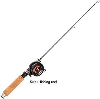 釣り竿、淡水釣り用ポータブル軽量伸縮ロッドFRP繊維材料-釣り道具