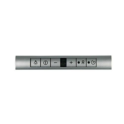 Bosch Siemens 00498436 498436 ORIGINAL Bedienmodul Bedieneinheit Reglereinheit Schaltelement silber Dunstabzugshaube
