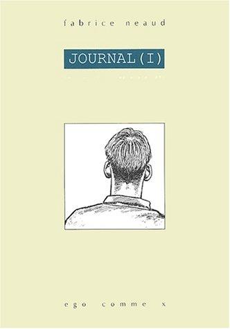 Journal, tome 1, février 1992 et septembre 1993