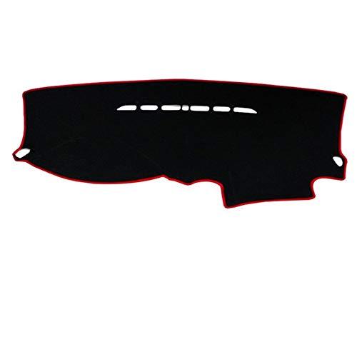BANIKOP Auto instrumentenpaneel deksel instrumentenpaneel mat instrumentenpaneel zonnescherm mat, voor Ford Focus 2 MK2 2005-2011