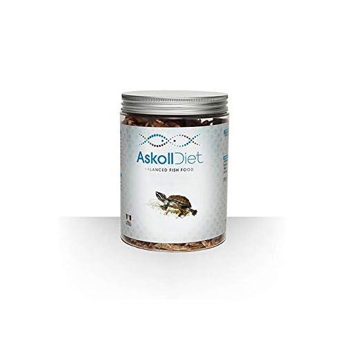 Askoll 280525 Diet Mangime per Tartarughe Acquatiche Pesciolini, L