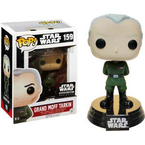 POP!: Star Wars #159 - Grand Moff Tarkin (Star Wars Smuggler