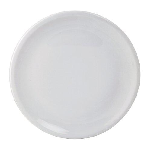 Classique Blanc Dimensions: plaque ovale 200 mm (8 \