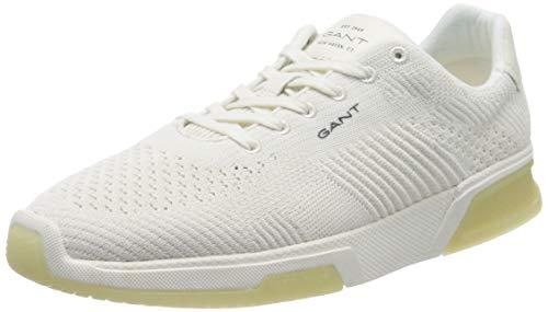 Gant Hightown, Zapatillas para Hombre, Blanco (Surf White G281), 42 EU
